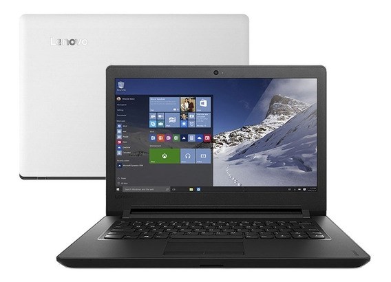 Notebook Lenovo Ideapad 110-14ibr Tela 14 Hd 500gb | Vitrine