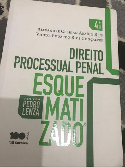 Direito Processual Penal Esquematizado 4 Ed 2015 Alexandre R