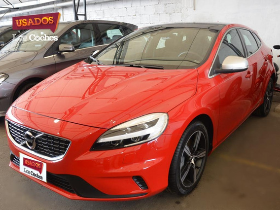 Volvo V40 Rdesing T4 2.0 T Aut 5p Fe Gky269