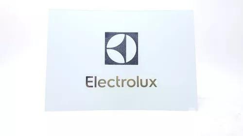 Logotipo Emblema Adesivo Geladeira Electrolux Dw42x Tf52x