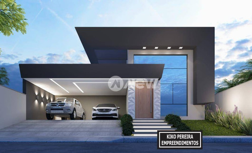 Imagem 1 de 11 de Casa Em Construção Com 3 Suítes À Venda, 134 M² Por R$ 850.000 - Centro - Campo Bom/rs - Ca4001
