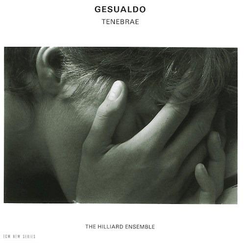 Tenebrae/hilliard - Gesualdo (cd)