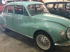 Dkw Belcar Apto A Placa Preta 100% Original R$ 60 000