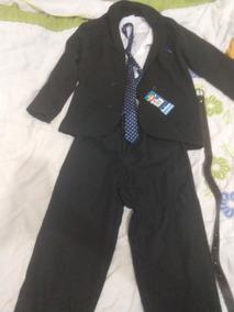 Camisa, Calça, Casaco,cinto.(tamanho 12)