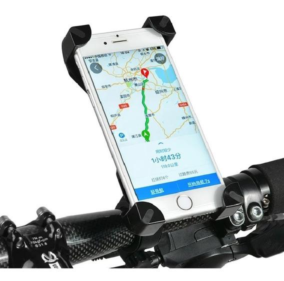 Kit 5 Suporte De Bike P/ Celular E Gps Tomate Mtg-017