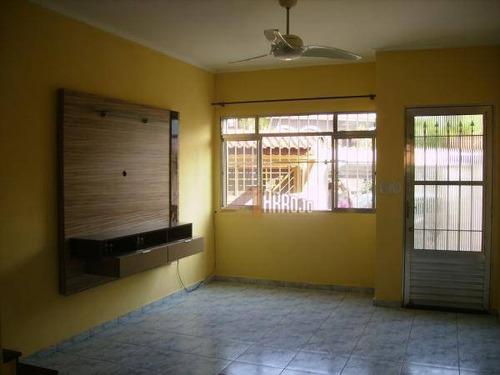 Imagem 1 de 30 de Sobrado À Venda, 138 M² Por R$ 680.000,00 - Penha - São Paulo/sp - So1363