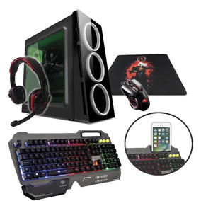 Pc Gamer G-fire Amd A8 9600 8gb 1tb Radeon R7 Integrada Gkm