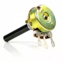 Potenciômetro Carvão 23mm 470k S/chave Lin 10peças
