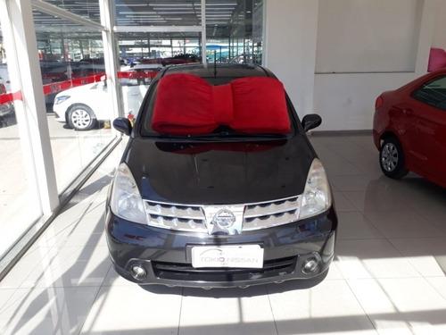 Imagem 1 de 8 de Nissan Livina 1.8 Sl 16v Flex 4p Automatico