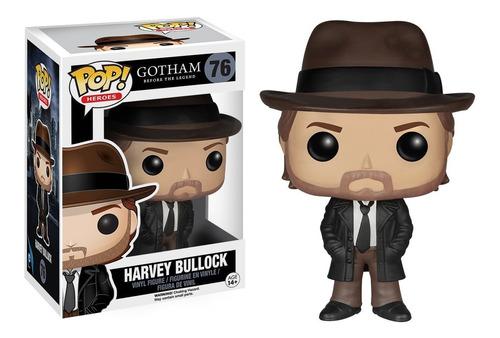 Harvey Bullock #76 Funko Pop