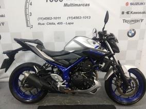 Yamaha Mt 03 2017 Otimo Estado Aceito Moto