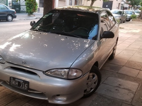 Hyundai Accent 1.5 Gs 3dr 1997