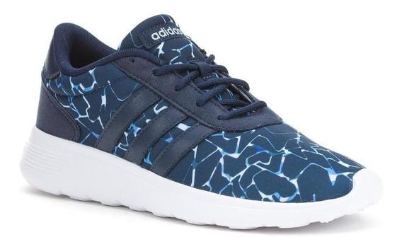 Tenis adidas Lite Racer Azules, Unisex