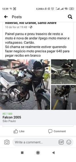 Honda Nx 400