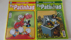 Almanaque Do Tio Patinhas Nºs 2-5-6-9-28-30-31
