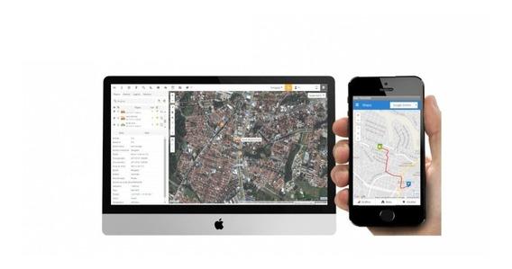 Chip M2m Vivo + Plataforma Monitoramento + App Com Google