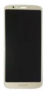 Display Touch Modulo Moto E5 Xt1944 G6 Play Xt1922