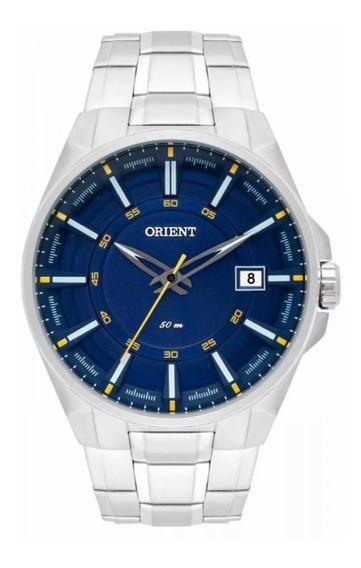 Relógio Orient Original Mbss1313 Masculino Novo