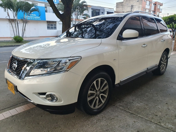 Nissan Pathfinder Version Mas Full
