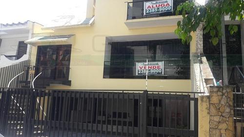 Casa Sobrado Em Jardim Da Saúde  -  São Paulo - 6731