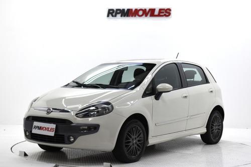 Fiat Punto 1.6 Sporting 5p Manual 2016 Rpm Moviles