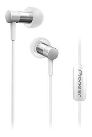 Pioneer Hi R Audio Auricular In Ear Color Negro Ch3t
