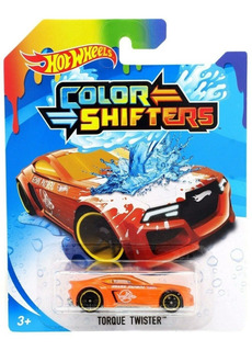 Autos Hot Wheels Colour Shifter Cambio De Color Carros