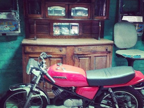 Honda Mb100 Tipo Cafe Racer , Muy Linda