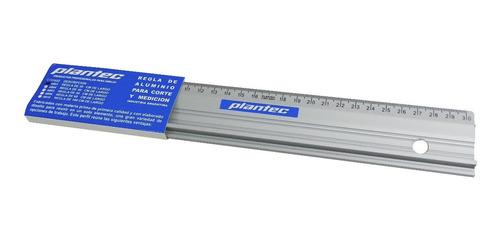 Regla Acero Inoxidable Y Aluminio
