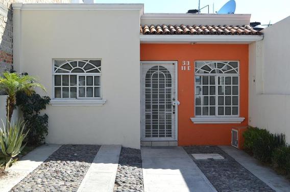 Casa En Renta De Una Planta - Canteras Del Centinela