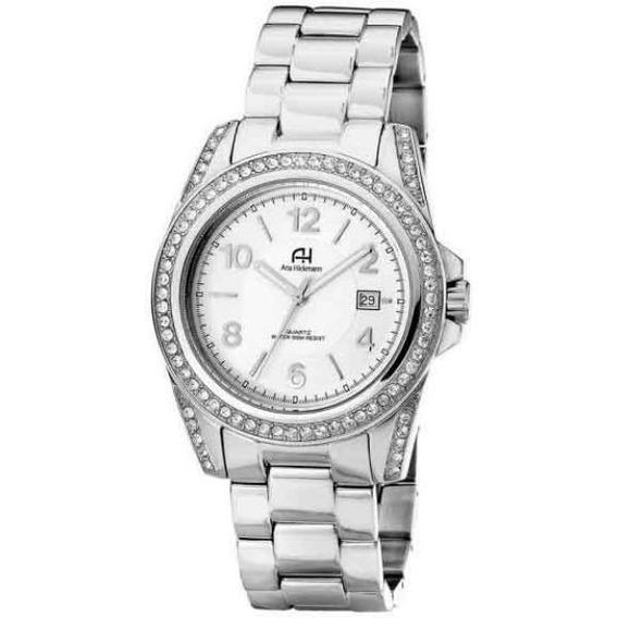 Relógio Feminino Ana Hickmann Ah20159q Original Fashion