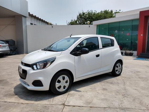 Chevrolet Beat 1.3 Lt Mt 2018 Blanco