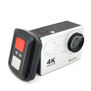 Cámara Deportiva Sumergible Sportcam 4k Wifi + Control H9