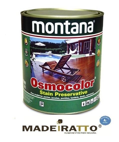 Osmocolor Castanho Uv Deck 900ml