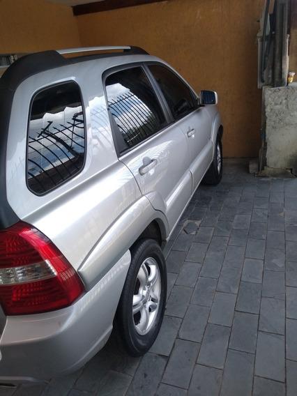 Kia Sportage 2007 2.7 V6 Ex 4x4 5p