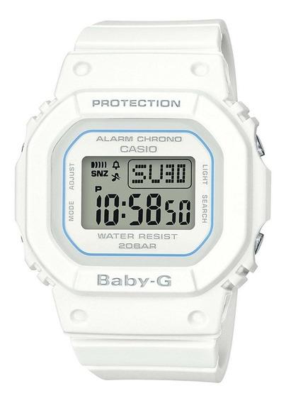 Relogio Casio Baby G Branco Bgd560-7 Original