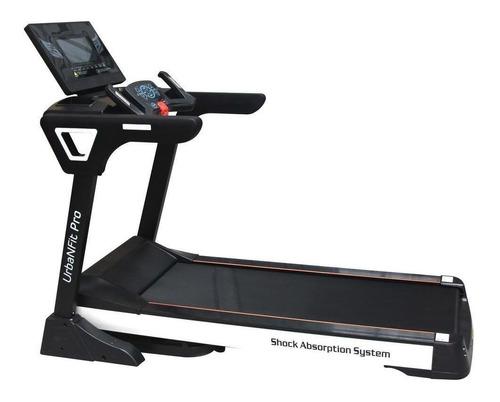 Cinta de correr eléctrica UrbanFit Pro 520S 110V negra