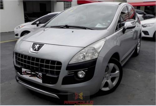 Imagem 1 de 10 de Peugeot 3008 2011 1.6 Thp Allure Aut. 5p