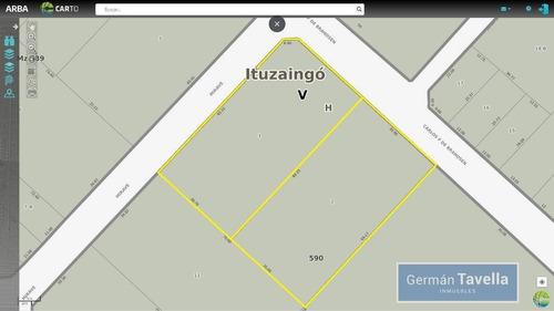 Imagen 1 de 7 de Importante Fracción 4.900 M2 En Zona Industrial De Ituzaingo