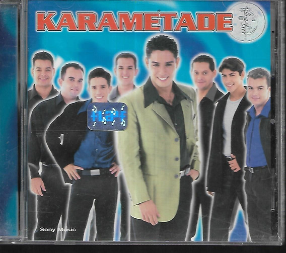 Karametade Album Toda Mujer Sello Sony Music Cd 1998