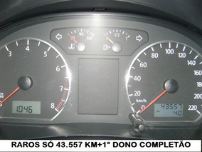 Polo Sedan 2012 Completo Ar+bx.km+sensor Re+equipado