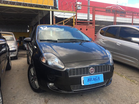 Fiat Punto Sporting Dualogic 1.8 16v 2012/2012