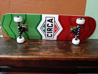 Patinetas De Skate C1rca México, 6 Modelos Diferentes.