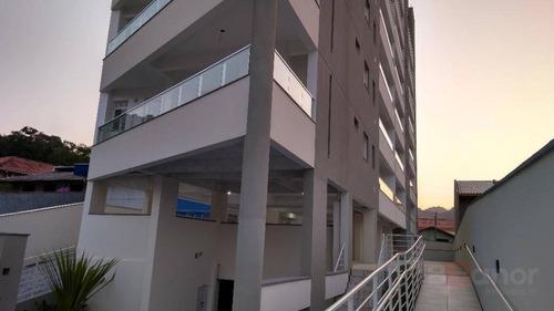 Imagem 1 de 30 de Apartamento Com 2 Dormitórios À Venda, 58 M² Por R$ 235.400,00 - Velha Central - Blumenau/sc - Ap0803