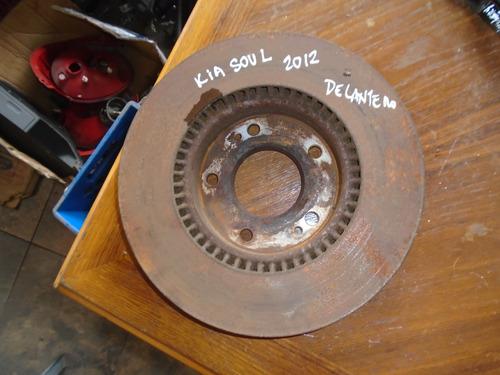 Vendo Disco De Freno Delantero De Kia Soul Año 2012