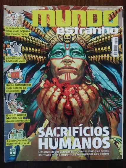 Revista Mundo Estranho- 153- Junho- 2014