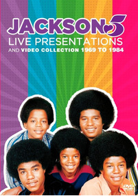 Jackson 5 - Live Presentations And Videos Collection 1969 To