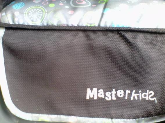 Coche Para Niña Con Porta Bebe Master Kids