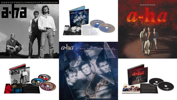 A-ha - Stay On These East Of The Sun Memorial Beach Deluxe E