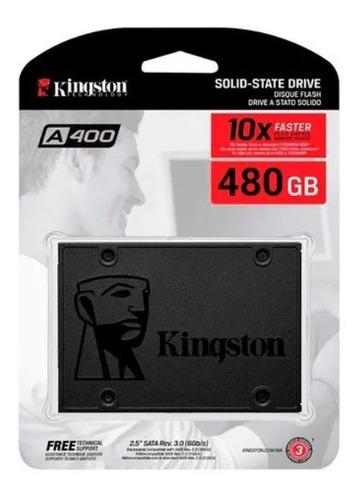 Disco Sólido Ssd 480gb Kingston A400
